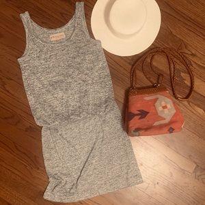 Philosophy travel Dress Grey